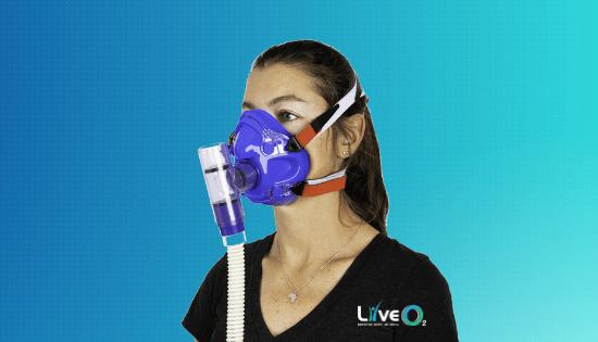 Premium Mask Kit LiveO2