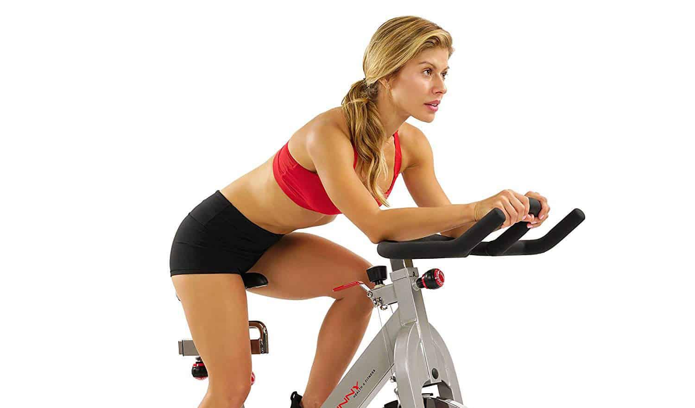 sunny exercise bike