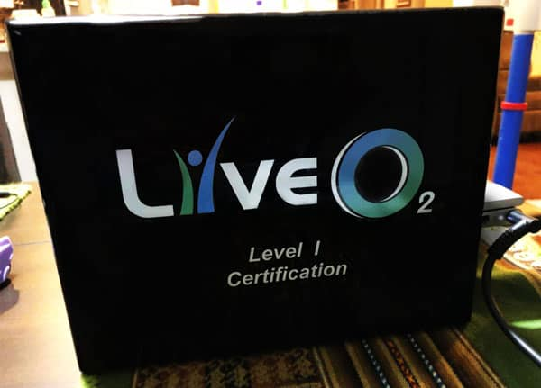 liveo2 level one cert
